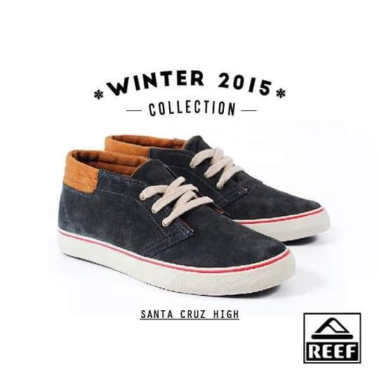 Santa Cruz High - Vení a buscarlas a los #ReefStores : #Unicenter #ReefMDP #Marpla #AbastoShopping #AltoAvellaneda #PlazaOeste  o conseguilas en nuestro online store: www.reef.com.ar