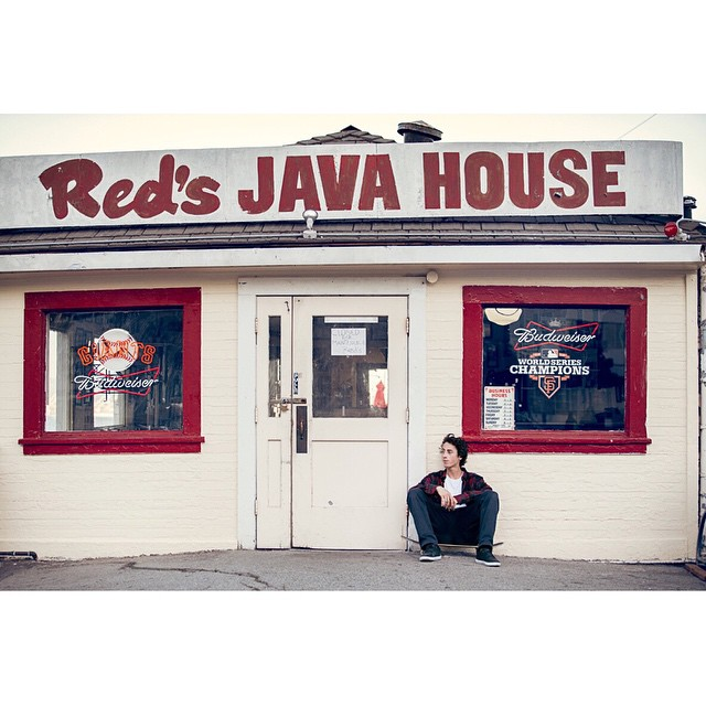 @ethanloy >>> Red's Java House part 1 >>> Photo by #elementadvocate #BrianGaberman #ethanloy