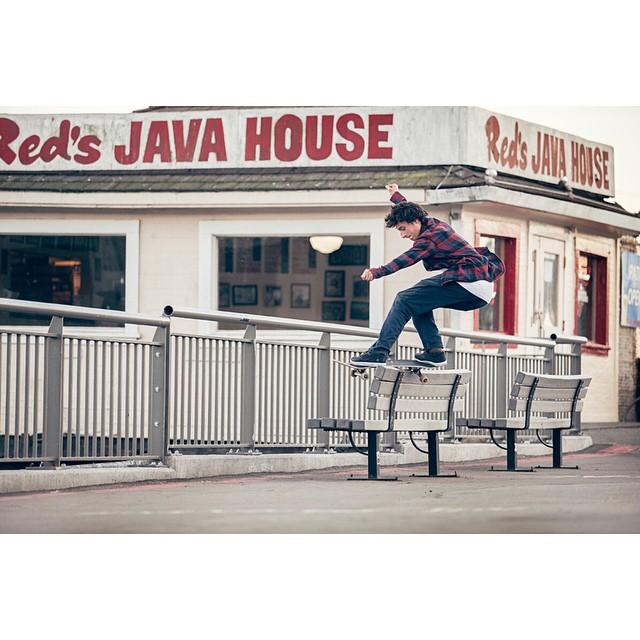 @ethanloy >>> Red's Java House part 2 >>> Photo by #elementadvocate #BrianGaberman #ethanloy
