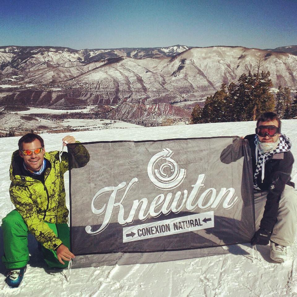 Seguimos en la USA! Aspen - Colorado! Vamooo la banda!! .:Conexión Natural:. #ASPEN #USA #SNOWTRIP #SNOWBOARD #SKI #TRIP #FRIENDS #TRANKASTYLE #CONEXIONNATURAL #KNEWTON
