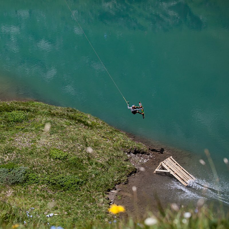 We are back with more from @domhernler as he winches his way across Austria. Stay tuned for the teaser to the edit, dropping soon. @redbull