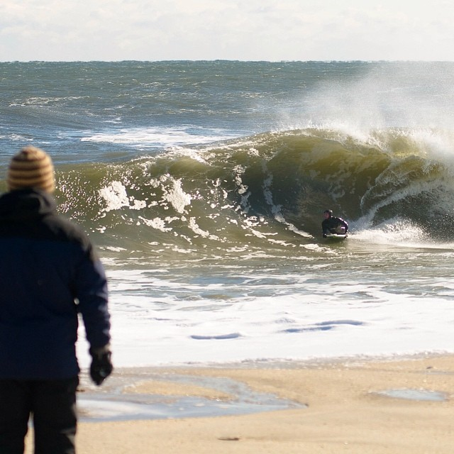 More shots from the wintery Garden State by @connorhalpinphoto on our Facebook page. Enjoy!  #nj #newjersey #surfnj #gardenstate #coldasf #coldwatersurf #winter #instagood #photooftheday #like #picoftheday #instadaily #ig #instasurf #webstagram...