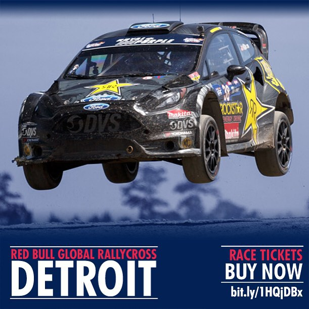 Where's my rally fans at??? July 25th and 26th are rounds 5 and 6 of GRC held in Detroit at Belle Isle Park! Click the link in my bio to buy tickets and use promo code DEEGAN38 to get 20% off your ticket!