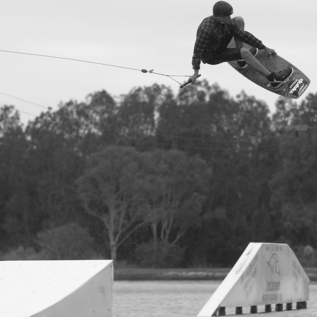 Certified @mitchlangfield #wakeboarding