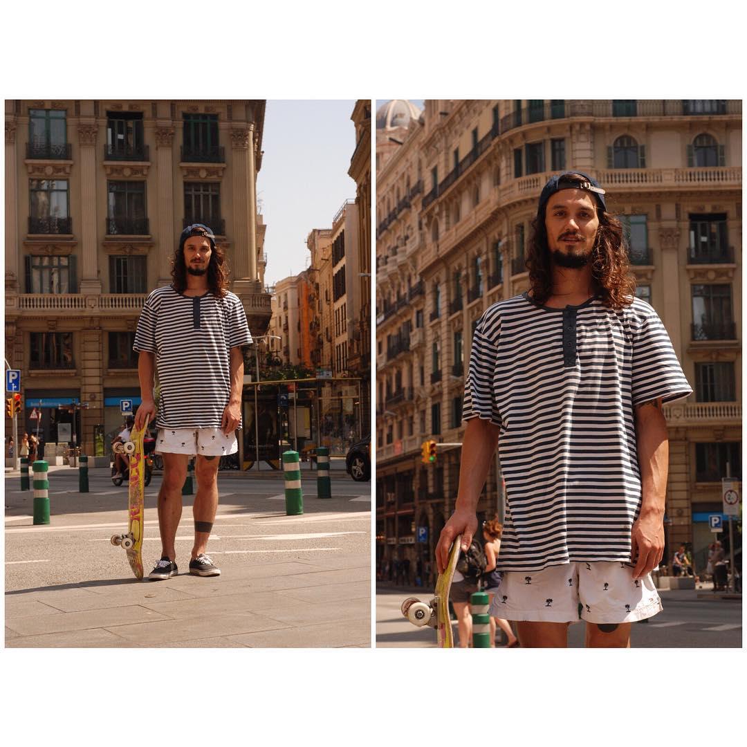 Nuestro cordobés preferido llegó a Barcelona para darle inicio al #SoloTour, un viaje por varias ciudades del Viejo Continente donde estará recorriendo y patinando en distintos spots. Todo esto será contado semana a semana en todas nuestras redes...