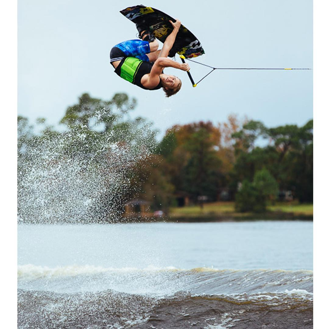"""Wakeboarding is the same as any other sport -- it takes a lot of hard work, time and patience.  I'm focused on progression.""-@dirtymikedowdy #RealWake ("