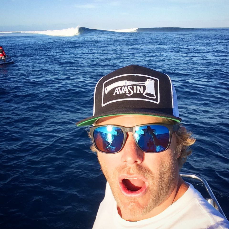 @rickywhitlock doesn't always take selfies, but when he does it's usually for good reason. Scoring epic #Cloudbreak in the new #DragonSeafarerX!!! #MadeForThis #AdaptiveTechnology