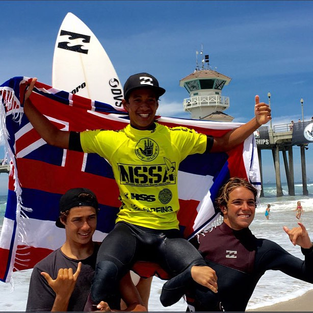 Congratulations @sethmoniz on your @nssasurf Open Men's National title. Epic surfing from an epic surfer! #MadeForThis #h2ofloatable