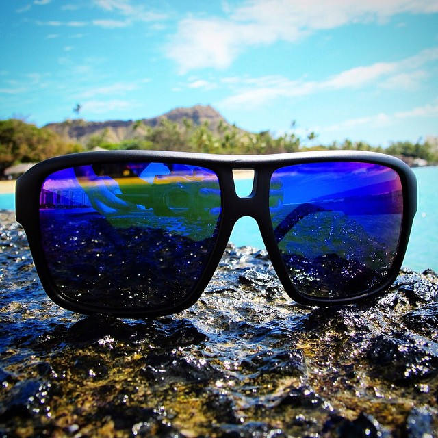 Happy National Sunglass Day America! To celebrate this momentous occasion we're giving away a pair of glasses from Dragon's collection of floatable eyewear. All you have to do is post a photo of why you need a pair of shades that float, tag...