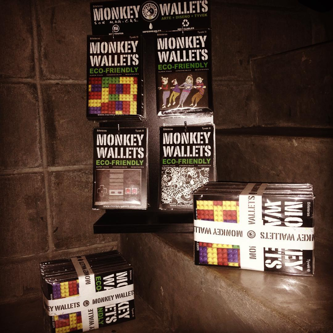 #monkeywallets #100 #pack #limited @monkeywallets