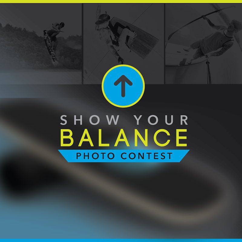 Stay Tuned... #showyourbalance
