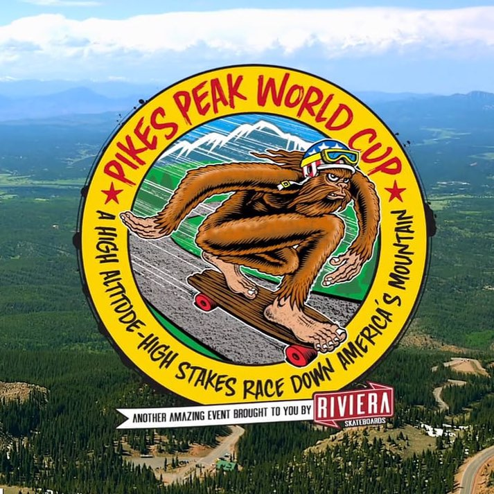 Be on the watch for the Squatch. Pikes Peak World Cup is September 12-13th Registration goes live Via the IDF website on Friday at 2pm PST. #onthewatchforthesquatch #skateriviera #timeshipracing #paristrucks #divinewheels #pikespeak #pikespeakworldcup...