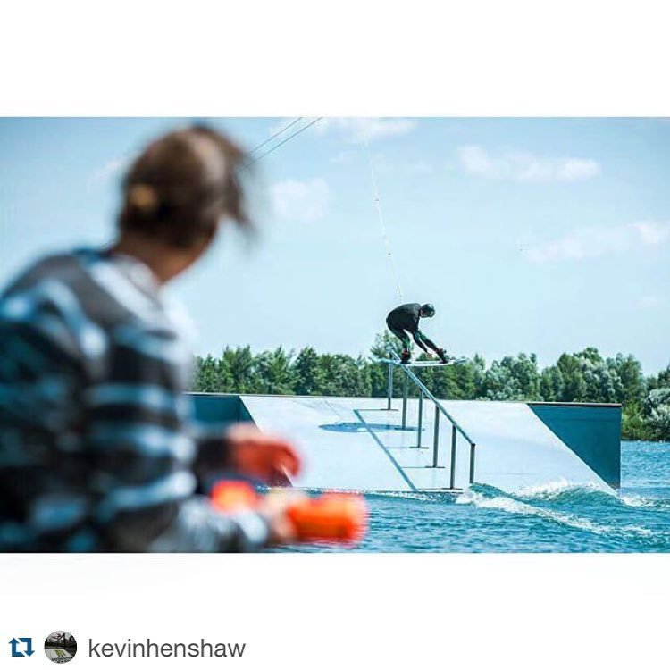 #Repost @kevinhenshaw ・・・ Country: Germany / event: #worththeshot / driver: @nicovonlerchenfeld / last weekend was all time. Thanks for putting it on @the_cable @monsterenergy @sesitec