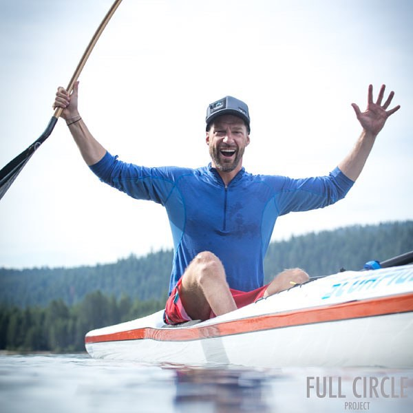 Empowered by an incredible group of Friends & family, I will be bringing this journey as a #HighFivesAthlete Full Circle by setting a world record via circumnavigating Lake Tahoe in an Outrigger Canoe to raise funds and awareness for the...