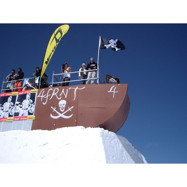 #TBT to 2006 when we were pirates at the Orage Masters (@orage89) at @mammothunbound.  Our second round was against Ninthward where they started a fire halfway through the heat and got disqualified.
