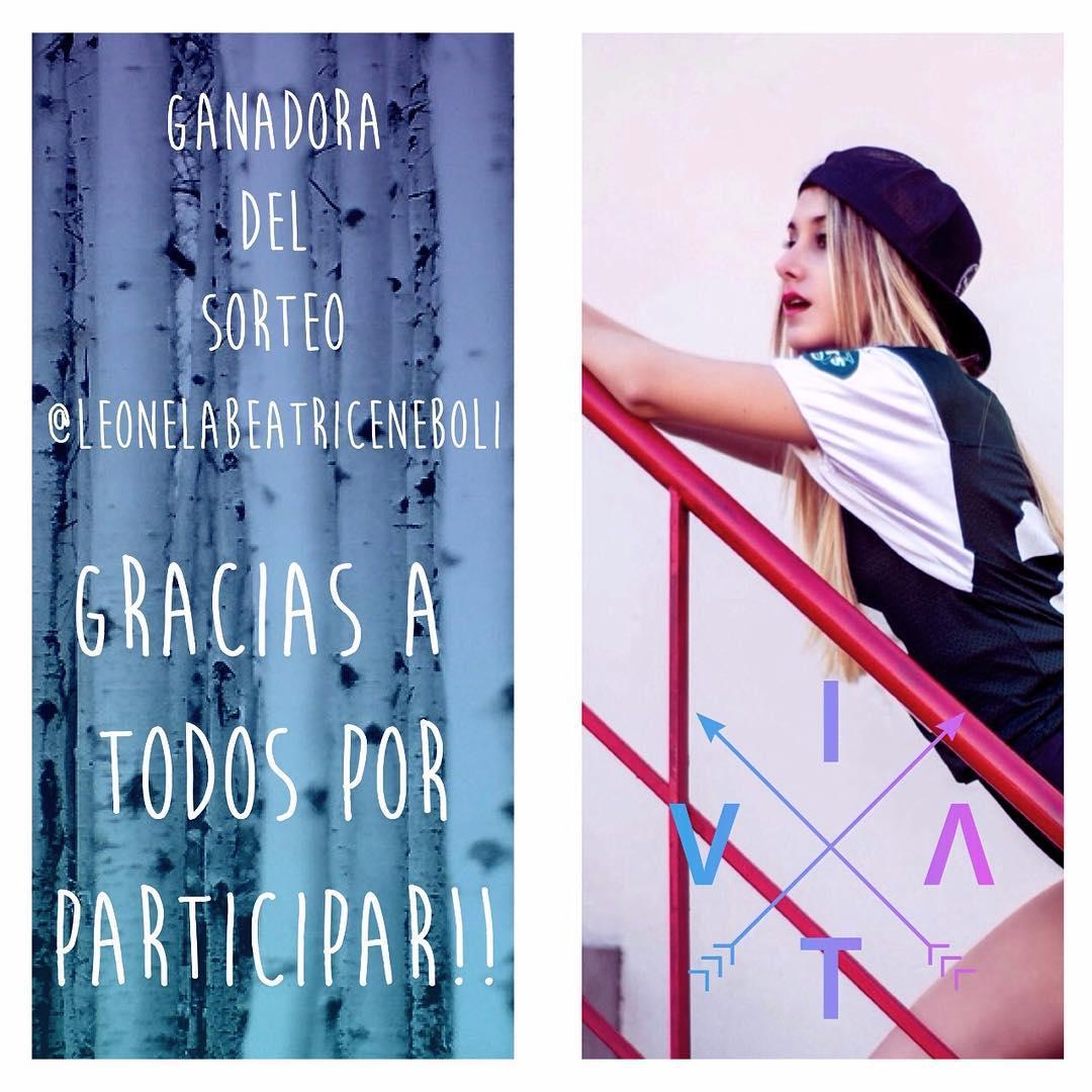 YA TENEMOS A LA GANADORA DEL SORTEO!!