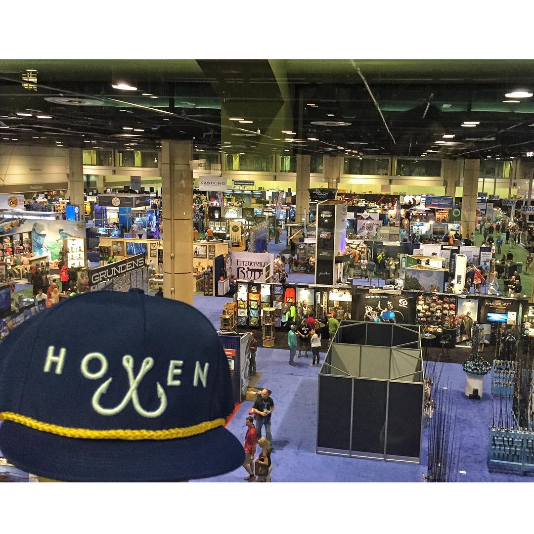 | Day 3 |  Hoven Vision is out here!! Come stop by booth #2225  #hovenvision #gopuck #orlando  #themoistisreal