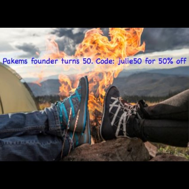 Today is the last day to get 50% off Pakems. Thanks to all of you who have purchased so far!! #sale #bekind #50 #birthday