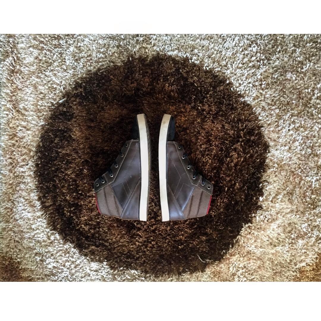 Grimm Mid #VolcomFootwear #AW15 #TrueToThis #Footwear