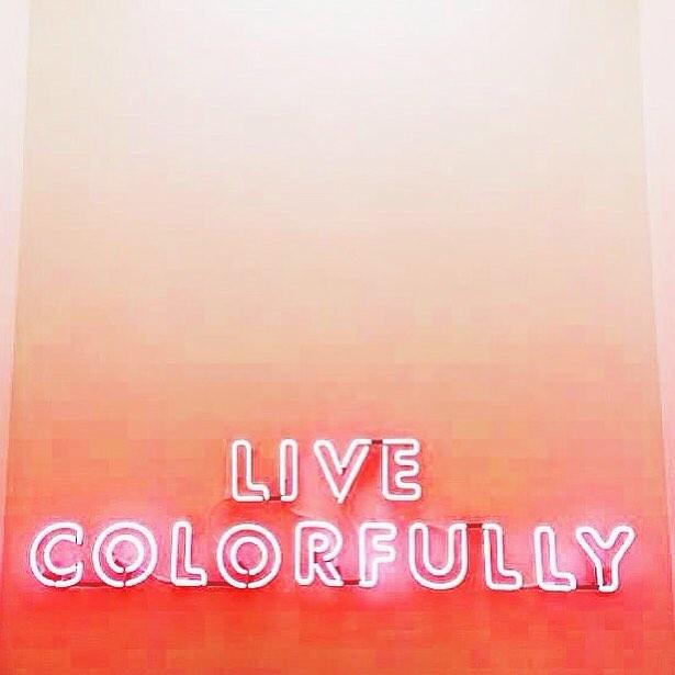 Vivir en #colores