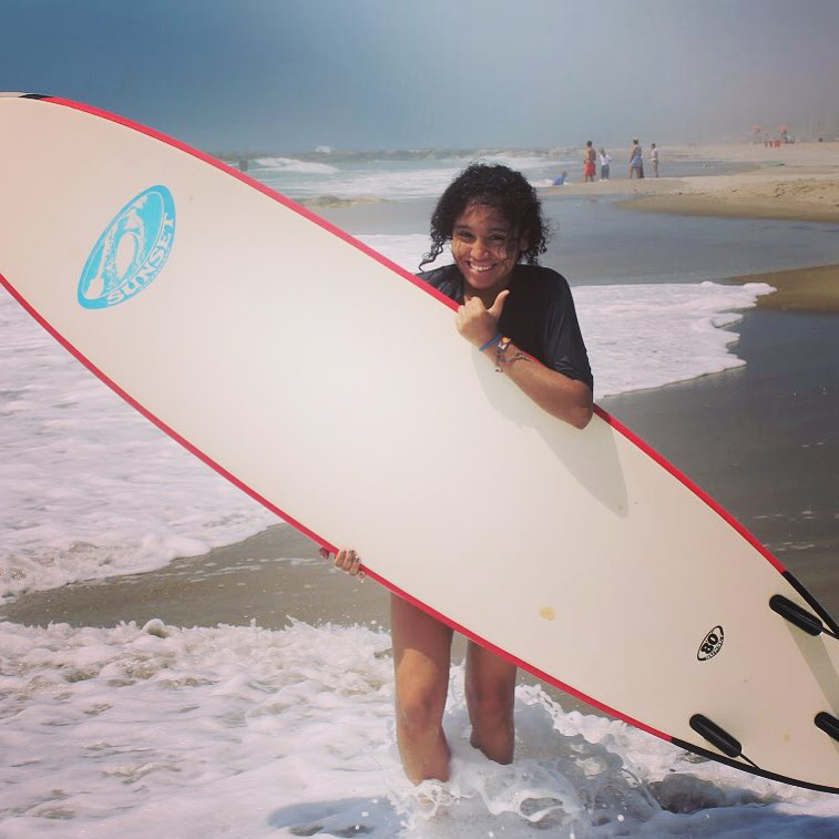 We are ready to hit the beach. Let's do this! #surf #surfing #surfer #surfergirl #surfsup #beach #summer #sunshine #waves #water #sand #youth #happiness #fun #mentor #ride #la #nyc #confidence #lifeskills #determination #motivation #focus #success...