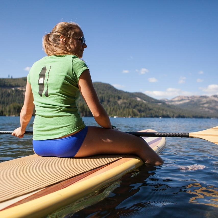 Past week has been perfect for paddleboarding, so it's only fitting to list our #TahoeTopTen favorite paddleboarding spots! Check our blog for more info on the list and let us know your faves! california89.com/blog