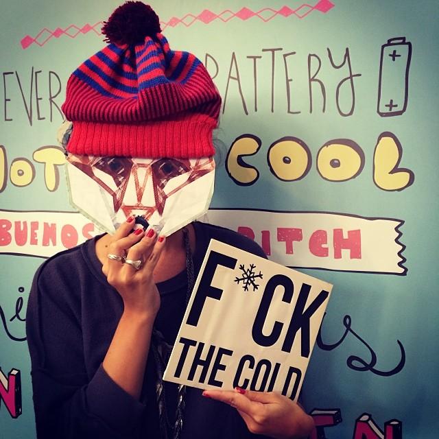 • Sneak Peek • Winter 2014 • Warm up your ideas • #fuckthecold #hats #paez