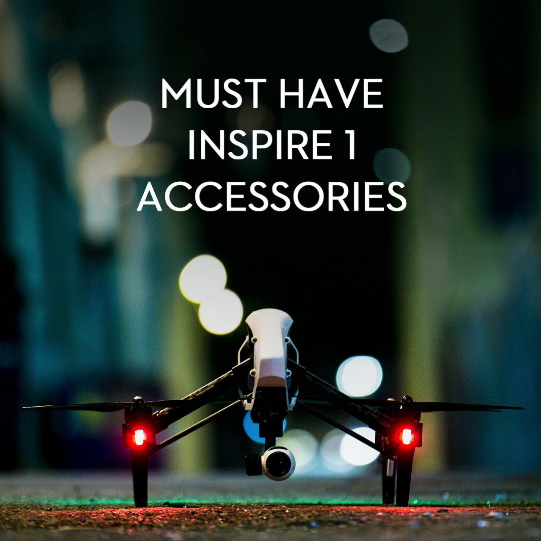 Get more from your #DJI #inspire1 with a huge range of accessories at the DJI store.  From monitor screens to battery chargers, get kitted up today: store.dji.com/inspire-1