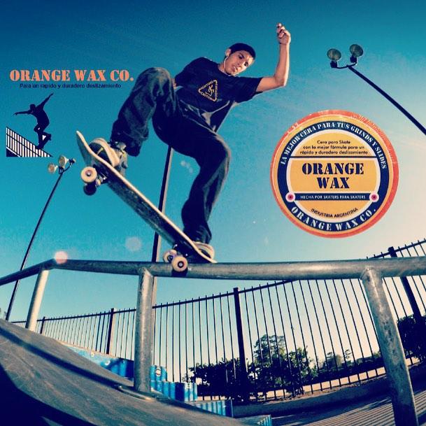 Nueva Página Web: http://orangewax.wix.com/skate  #skate #orange #orangeskatewax #skatewax #skateboarding #goodpeople #skateargentino #newwebsite