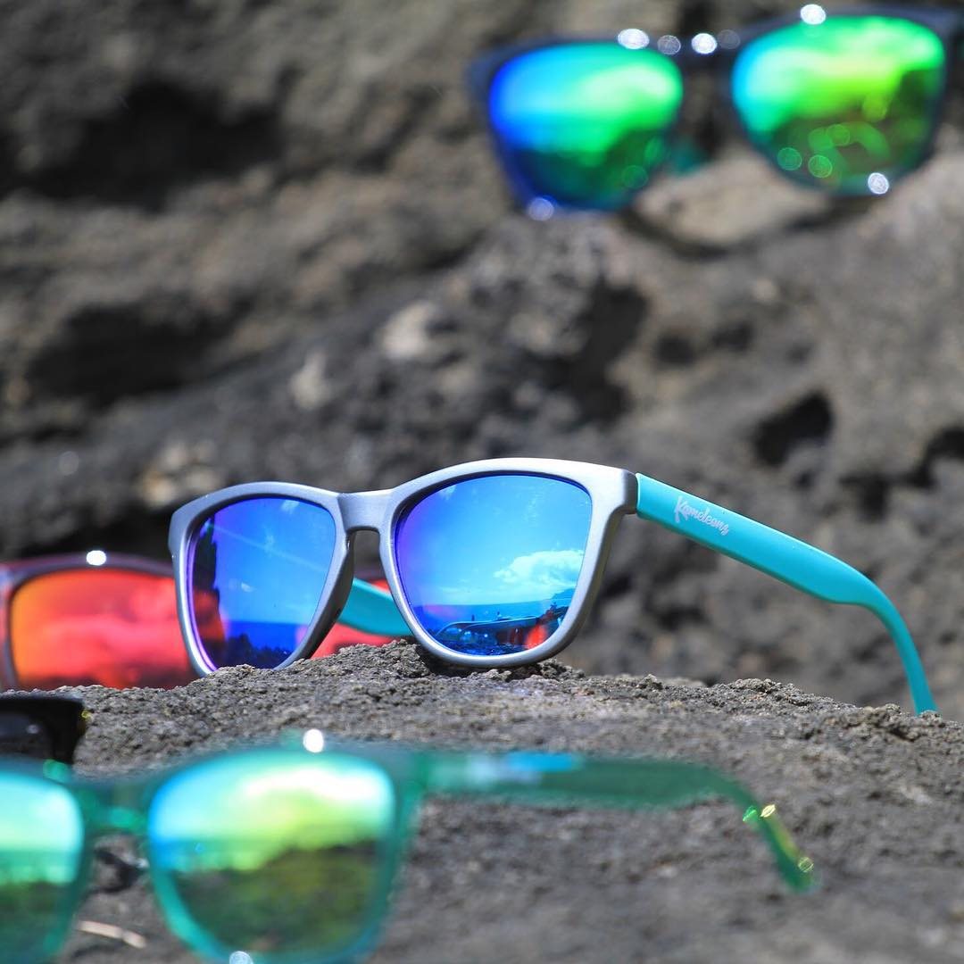 Rock some sunnies this weekend Frames: Blue Steel Kameleonz.com