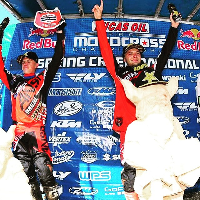 Congrats to my #Deegan38 #moto crew kickin butt at #milvillemx