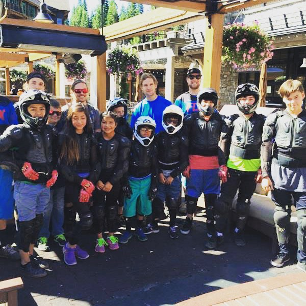 SOS kids are getting on bikes! From @skinorthstar to @vailmtn , we are learning about courage, discipline, integrity, wisdom, compassion and humility on the trails. | #inspireyouth #mountainbiking #rei1440project #getkidsoutside #fromwhereiride #mtb...