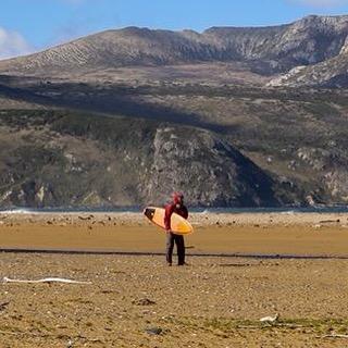 Bahía San Valentin - Peninsula Mitre - Tierra del Fuego.