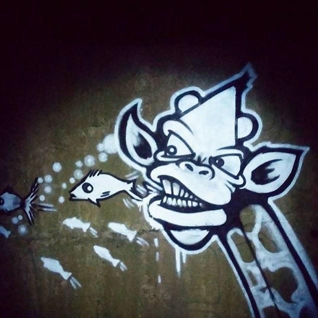 @oblucka.rockabald under bridges! • • #acso #spratx #graffiti #draffiti #streetart #atx #austintx #texas #tx
