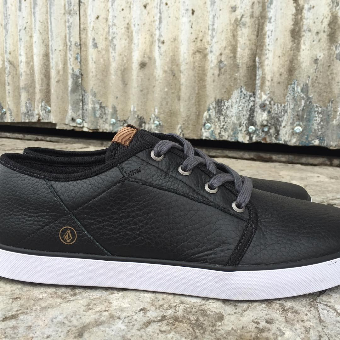 Grimm Leather #VolcomFootwear encontrarlas en #VolcomStores #AW15 #TrueToThis
