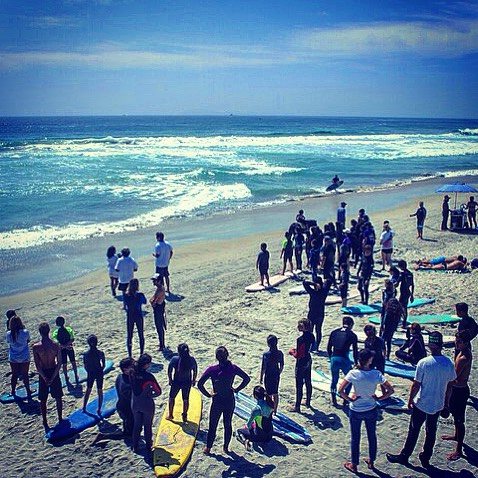 @super_brand joined forces with #ReSurf in #Rosarito, #Mexico this past month. #SUPERbrand crafts #surfboards of the finest quality and develops #clothing that is at the forefront of #surfing and #fashion trends. Having the support at the event got us...