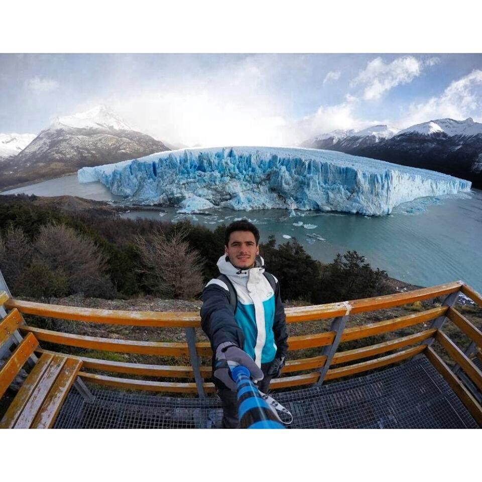 Tremenda foto de @igna_oso en el #GlaciarPeritoMoreno #Argentina !! - Tienda Online