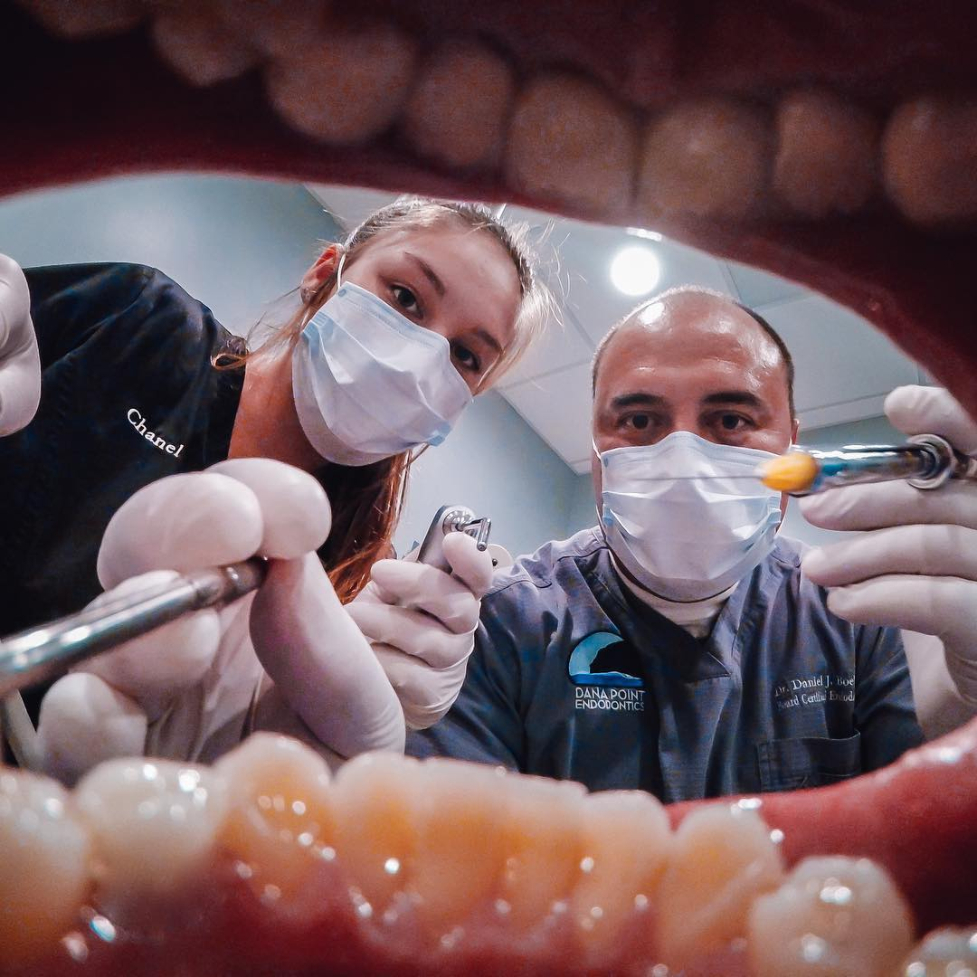 Oh the places you'll go with the new HERO4 Session. Check out what @ChuckPatterson did at his recent visit to the dentist. How would you take advantage of the smallest and lightest HERO4? Share a creative way you'd use the latest GoPro for a chance to...