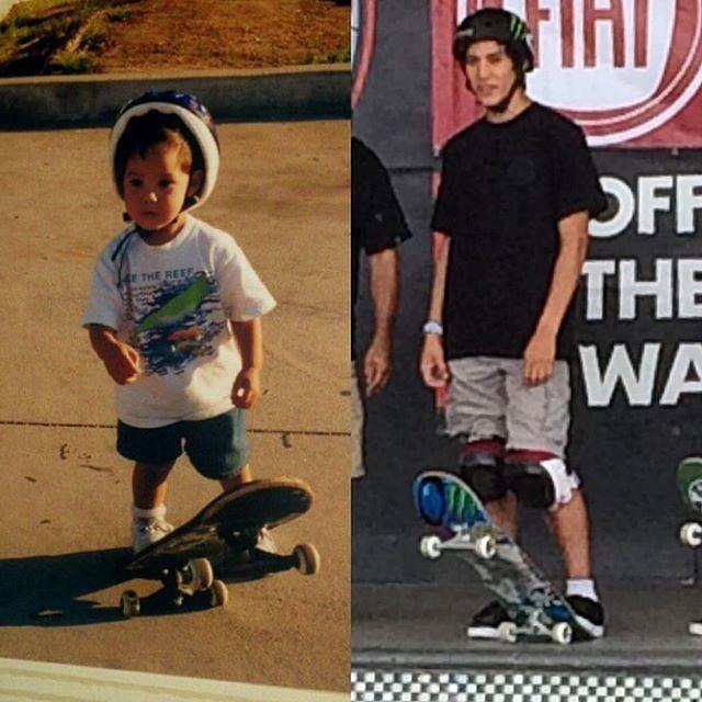 Happy Birthday @austin_poynter ! Regram @gerry_poynter Austin is 20 now !