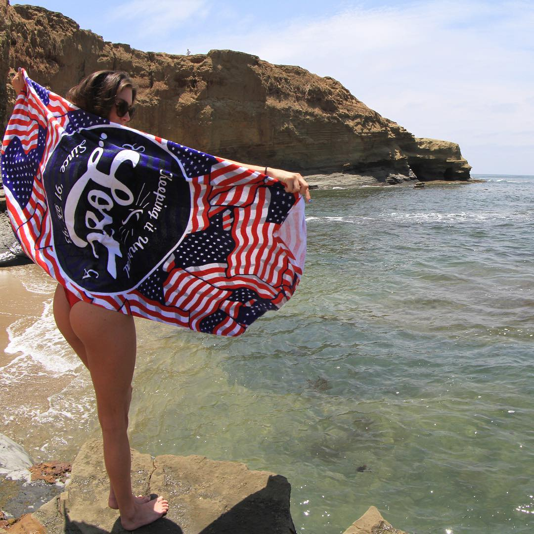 "@belender flying the ...Lost ""Devoted"" towel. Available @westcoastsurfshop @wavelines @wrv1967_vabeach @waterbrothers @waterboyz @vanguardsurfskate @thirdcoastsurfshop @tactical_distributors @swell @surfhut @surfandjava @surfsidesports @surfconnection..."