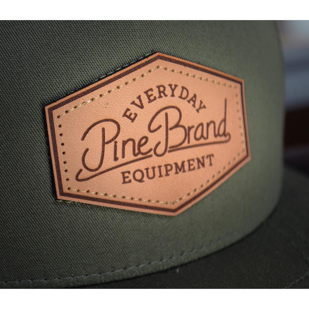 We're stoked to release the latest version of our all-time favorite Leatherneck hat! These just dropped in 3 color ways on our website. Link in profile - give em a look! // #EverydayEquipment #pinebrand