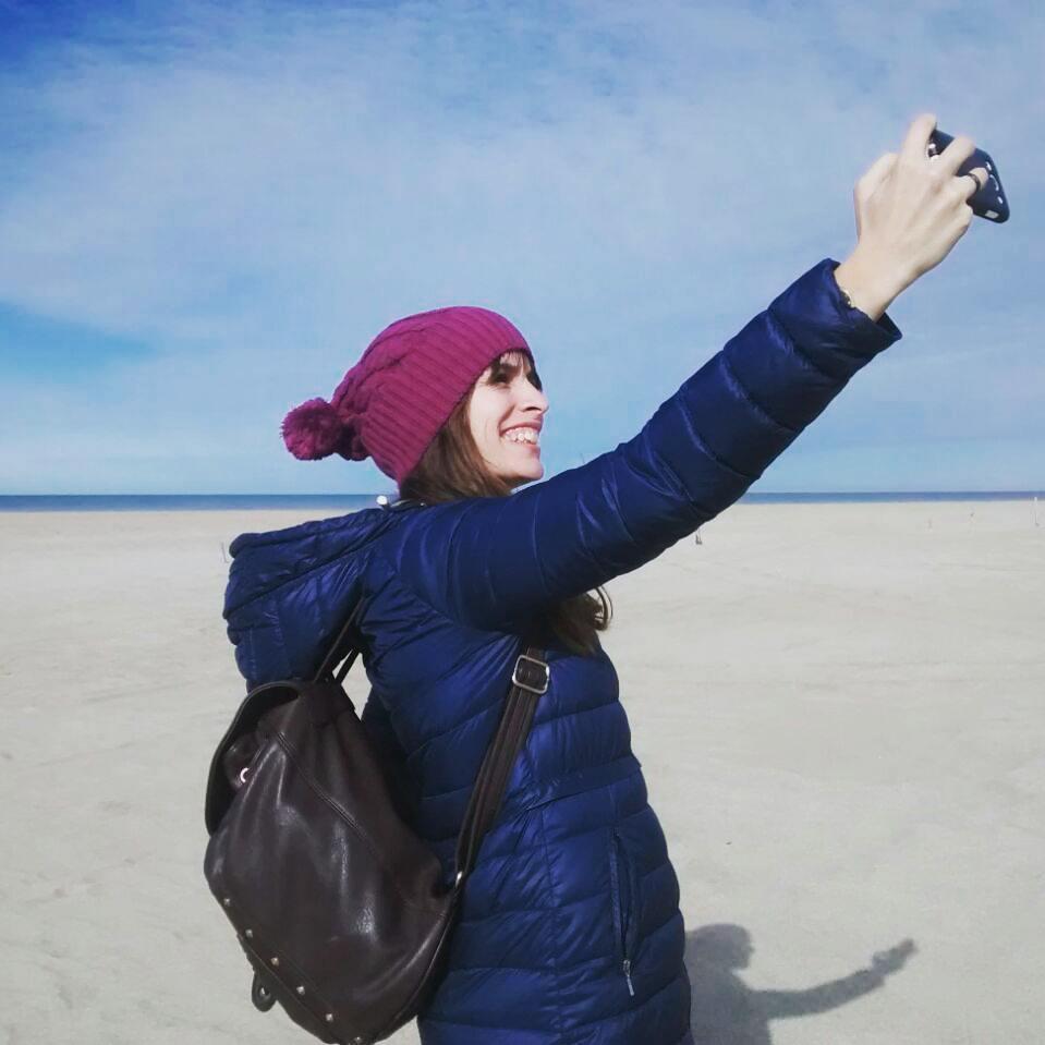 pinto #selfie !