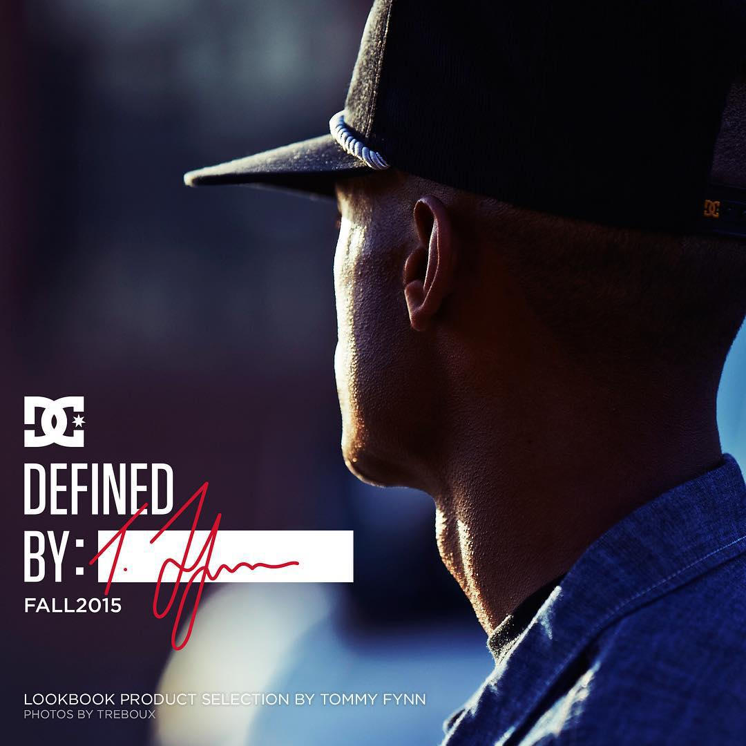 Introducing the new DC Defined By lookbook series. This season's Fall 2016 lookbook was curated by @tommyfynn who shows us how he defines DC as he takes us through his new life in Los Angeles. See the lookbook at: dcshoes.com/definedbylookbook...