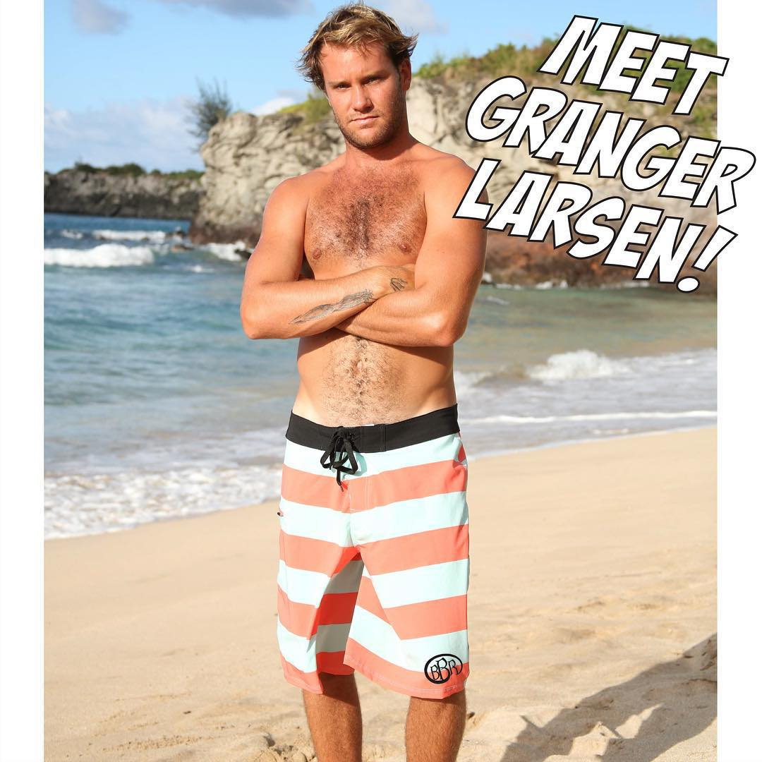 TOMORROW!!! Meet BBR Pro Teamrider, Granger Larsen, at Raging Waters San Dimas where he will be doing a signing from 12-2pm.  Free Who's Granger Hats and Posters while supplies last.  #bbr #bbrsurf #bbrsurfwear #buccaneerboardriders #grangerlarsen...