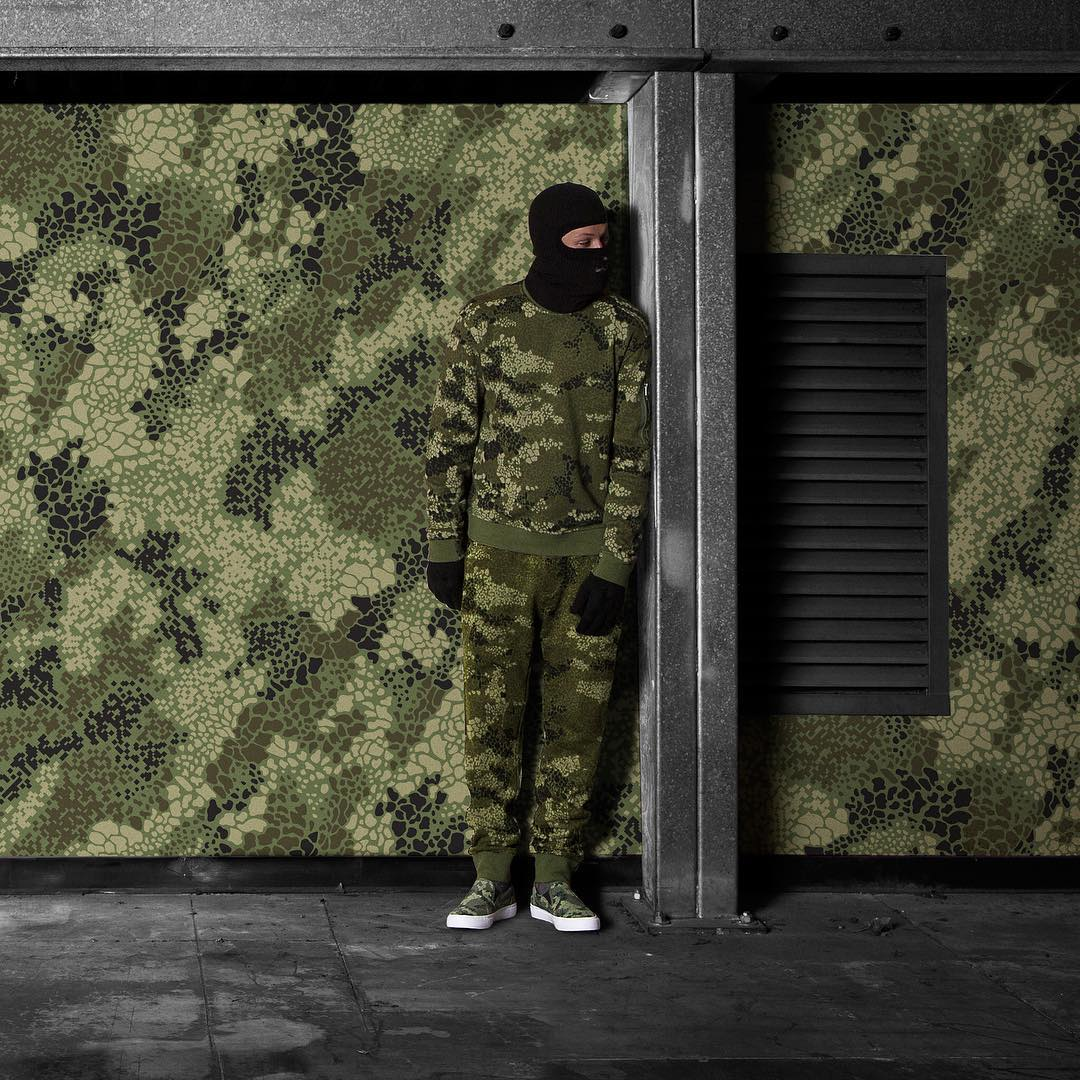Introducing the DC x DPM footwear collection. See the collaboration with DPM: Disruptive Pattern Material, the legendary camouflage design and research studio, which features unique camo prints at dcshoes.com/dcxdpm #dcshoes