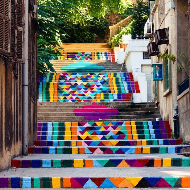 Porque la ciudad es un gran lienzo #StreetArt