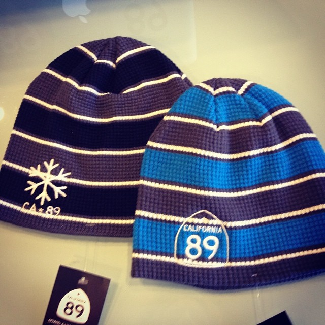 22 Shopping days until Xmas!  Our first Gift of the day - Beanies! $25.  Brrr - it's gonna be a chilly winter.