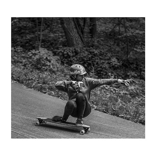 Happy belated birthday to this ripper! @carlajavier.b you rock.  @khaleeqovision photo.  #longboardgirlscrew #womensupportingwomen #girlswhoshred #skatelikeagirl #carlajavier #republicadominicana