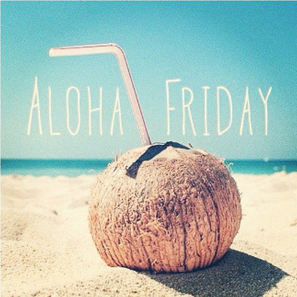 ALOHA || FRIDAY #luvsurf #islandstateofmind #aloha #friday #straightbeachin