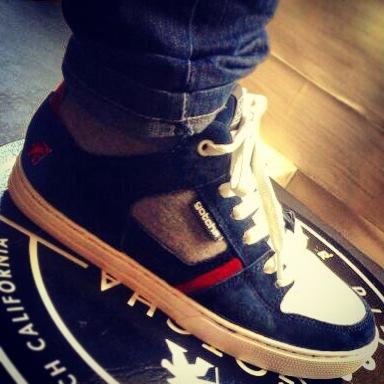 NEW ARRIVAL ! #Footwear ICON MID BLUE/red/Gr - coseguilas en los mejores SurfShops y SkateShops del Pais! #gotcha #iconsneverdie